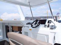 La croisière économique au long cours pour le Lagoon 40 Motoryacht
