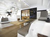 Boot - Le nouveau catamaran Lagoon 42 a fait sensation à Düsseldorf