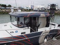 Exclusif interview audio - premières photos du Bénéteau Barracuda 8 avec demi-fly