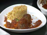 Menu Samira tv, Algérie - Salade de crevettes + Tadjine Kefta