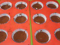 Muffins au chocolat et aux fruits