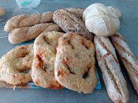Quelques pains fait ce mois ci