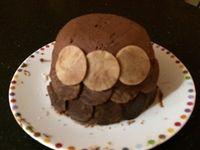 Gâteau Hibou ou chouette en pas à pas