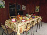 les petit-déjeuner de la ferme de la Piardière