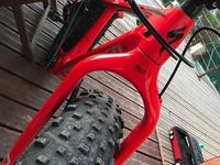 Le NEW FAT BIKE &quot&#x3B;Fat Boy Specialized carbone&quot&#x3B; de Vincent.