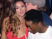 Photos: Son mari se suicide après l'avoir vue avec Leonardo DiCaprio