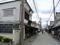 Préf. de Hyôgo : Tanba Sasayama  丹波篠山, le pays des grains de haricots noirs Kulomamé 黒豆