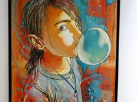 Expo &quot&#x3B;Chronique d'un art - Graffiti&quot&#x3B;