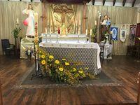 Christ Roi de l'Univers 2016, Paroisse Sainte Agathe