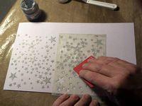J-16 Boules de Noël en papier - Val :)