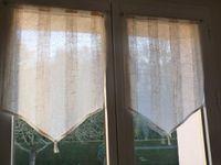 - Pose rideaux californien dans 2 bureaux de l'Etude.et confection voilage