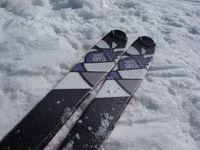 Ski de printemps (Queyras)