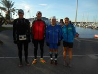 PHOTOS TRAIL DE SAINT CYR SUR MER....