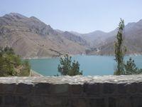 Iran 7 et 8 août - De Gorgan à Zanjan