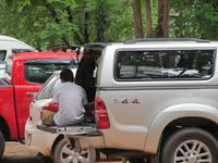 Nong Khai, la porte du Laos.