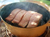 Fumer des aliments à froid ou à chaud