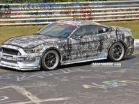 Vidéo: la future Ford Mustang SVT se montre à Nürburgring
