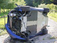 Mc Laren 650S Spider, toute nouvelle et déjà 2 accidents