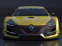 RS 01 la nouvelle bombe Renault Sport