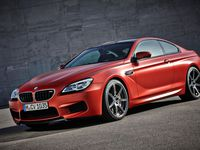 BMW lève le voile sur la M6 2015