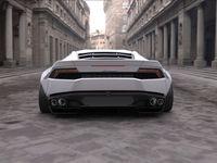Lamborghini Huracàn Liberty Walk - une bombe