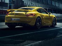 Porsche Cayman GT4, images et caractéristiques