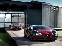 Bugatti Veyron La Finale - photos officielles de la dernière Veyron