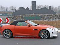 Jaguar F-Type RS - photos et motorisation