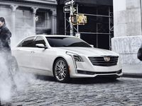 Cadillac CT6 - les allemandes n'ont qu'à bien se tenir!