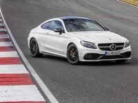 Mercedes C63 AMG Coupé - la classe C la plus sportive de tous les temps