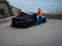 Premières images de la Lamborghini Huracán Superleggera