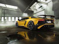 Lamborghini Aventador SV Novitec Torado: libérez le fauve!