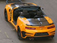 Transformers 5: des véhicules spectaculaires!
