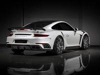 Topcar Porsche 991 Stinger GTR: démentielle!
