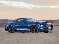 Mustang Shelby Super Snake 2017: bodybuildée