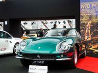 Enchères parisiennes: plus de 30 millions d'euros de voitures vendues