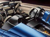 Pagani Huayra Roadster: images, détails techniques et prix
