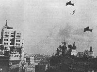 Bombardeos durante la guerra civil española, y Legión Condor