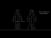 Détente - Regarder Star Wars en art ASCII avec Telnet