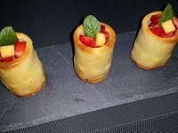 4 - Placer les moelleux sur des assiettes de service et déguster aussitôt.