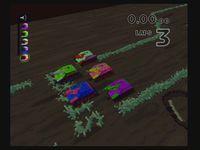 Course et victoire. Nouveau véhicule, et course de chars! Des environnements variés.
