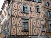 Toulouse, au hazard d'une visite.