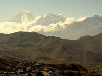 TREK ANNAPURNAS- 11ème Étape (HighCamp-Col Thorong-Muktinath)