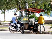 CIRCULATION ROUTIERE (Cambodge)