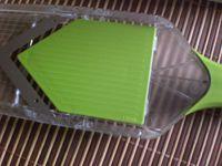Die Twinzee Compact V-Blade Mandoline Reibe im Test...