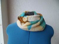 Un snood en rangs raccourcis