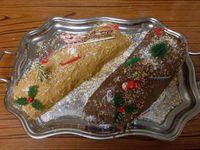 Bûches de Noël faite maison