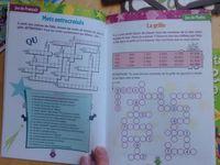 Exemples de jeux Petits exos trop rigolos Hachette éducation CM2 6e