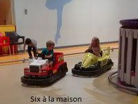 Center Parcs Lac d'Aillette espace Baluba , jeux intérieur