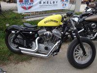 Harley Davidson 883 carbu : Concentration au Thor. 5 octobre 2014